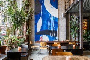 Многообещающая Паназия: Ресторан-бар «Соль» наулице Солянке