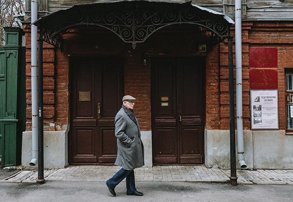 Олег Рябов — о Парке Кулибина, нехватке мифов и лавочке Даля