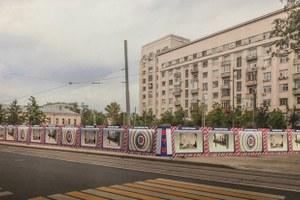 «Яму» закроют вДень города. Вот как будет выглядеть трехметровый забор