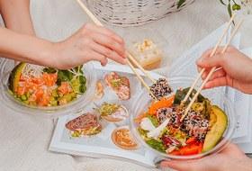 Мороженое из авокадо в«Мыесть», японская рыба амадай вCibo инабор для пикника отDuo Coffee