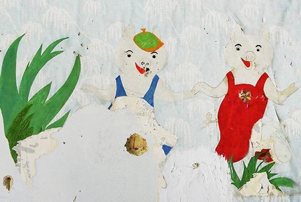 «Убранство гниющих хрущевок»: Советские стены витальянском инстаграме