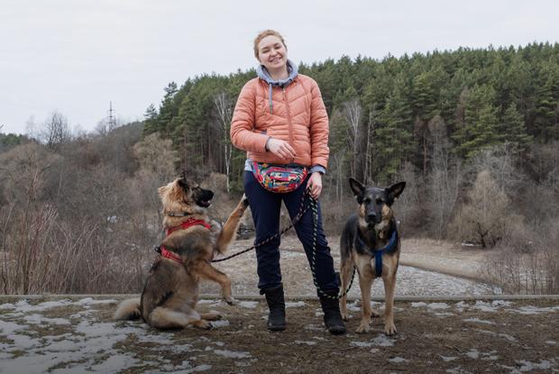 Зоопсихолог— онеисправимых собаках игуманном воспитании