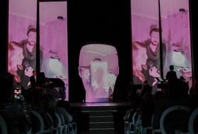 Выставка номинантов премии Курехина, кинофестиваль RIFF ипремьера спектакля «Впоисках утраченного времени» вБДТ