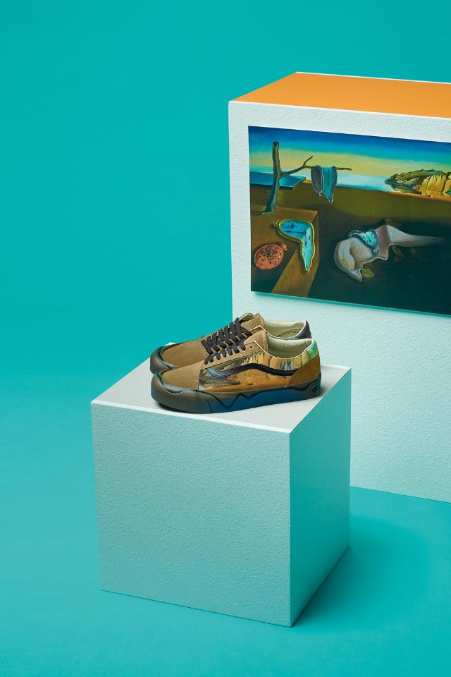 Коллекция Vans xMoMa скартинами знаменитых художников
