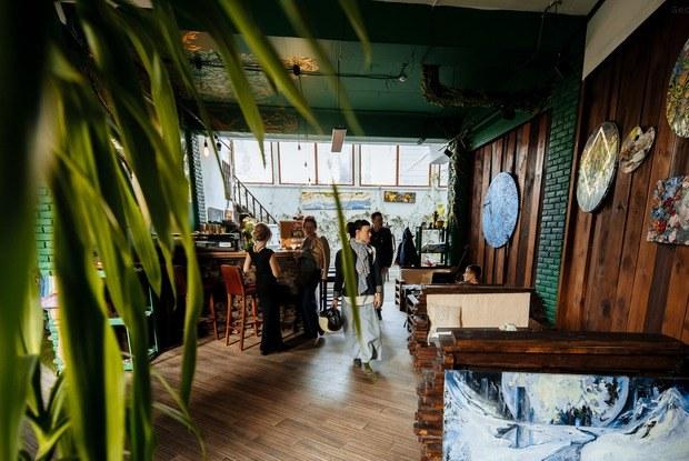 Bodhi Art Cafe: Креативное пространство в Сочи
