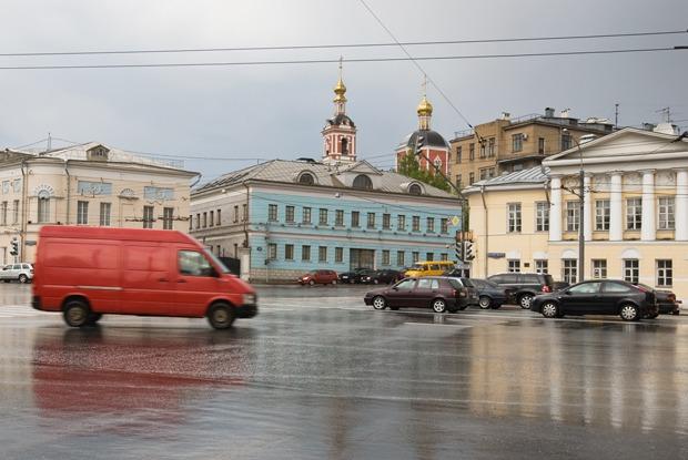 Когда вМоскве закончатся дожди?