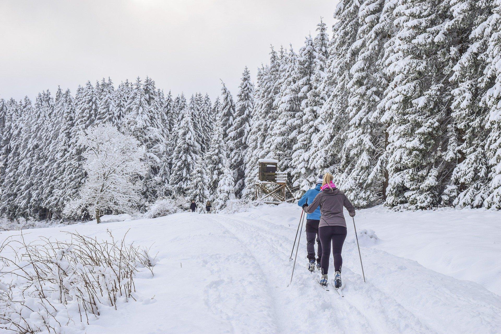 Где кататься на лыжах в Иркутске