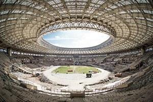 Как сейчас выглядит стадион «Лужники»