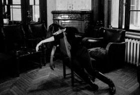 Редакция литературного журнала «Звезда» — в черно-белых снимках