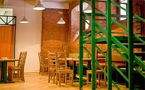 Новое место: кафе «Блогистан»