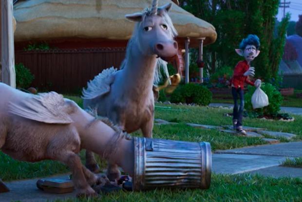 «Вперед»: Незамысловатый Pixar второго сорта о путешествии братьев-подростков к духу покойного отца
