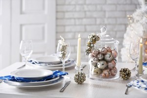 Как сервировать новогодний стол