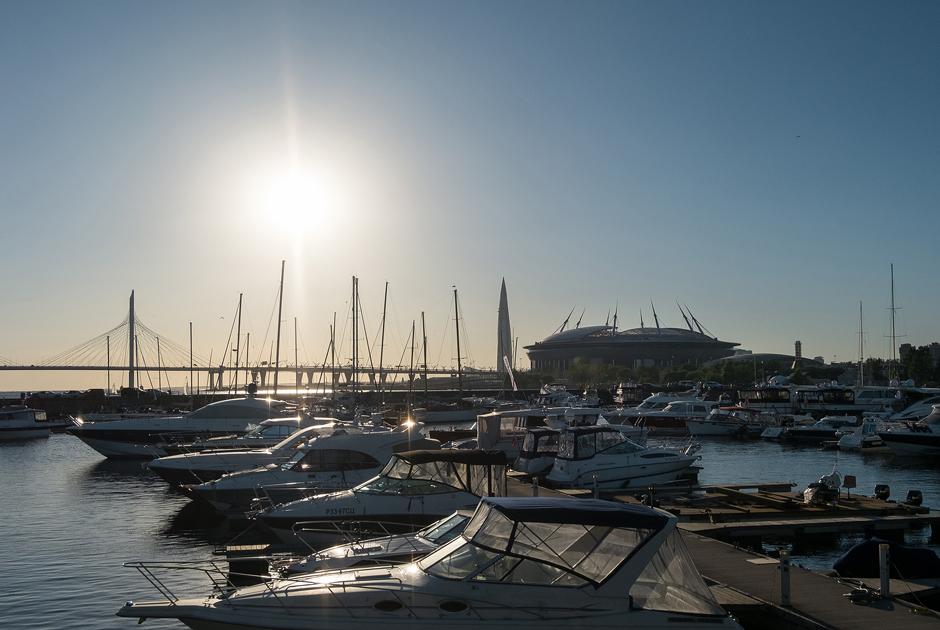 «Смерть яхтинга»: Почему в Петербурге закрыли главный яхт-клуб