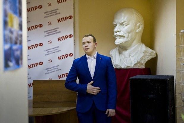 Молодые коммунисты — о сталинских репрессиях и айфонах