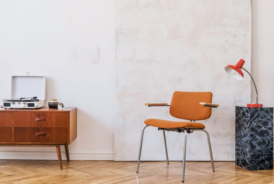 Где покупать винтажную мебель и декор для дома в Москве