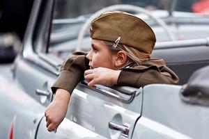 Фоторепортаж: День Победы в Петербурге
