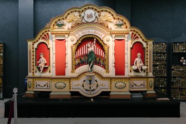 Как устроен новый музей антиквариата