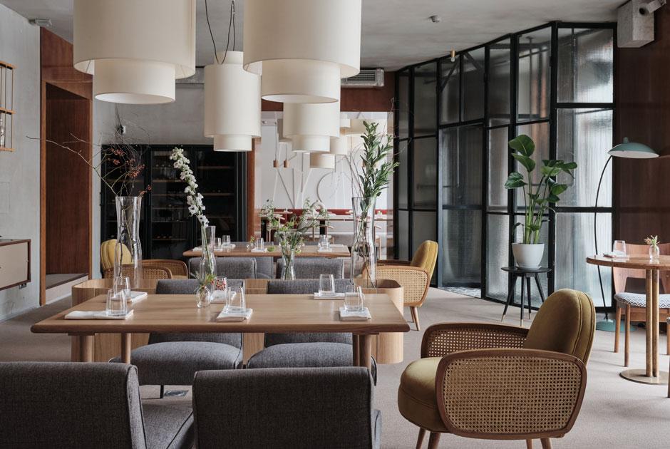Новые кафе в«Бутылке» наНовой Голландии, ресторан Grecco, очень красивая кофейня Studio 212 иеще четыреоткрытия