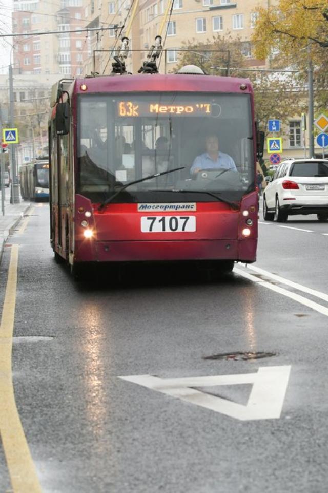 Активисты проведут церемонию прощания смосковским троллейбусом