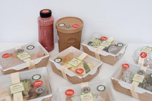 Можно не готовить: Доставка готовых блюд изпродуктов «Вкусвилла»