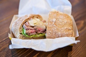 Новое место: Бутербродная «Бутербро»