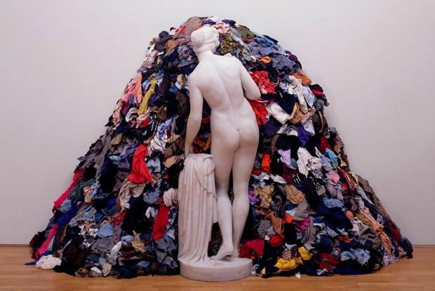 «Венера тряпичная»: Как смотреть выставку арте повера вЭрмитаже