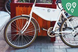 Как открыть бесплатный велопрокат вСибири