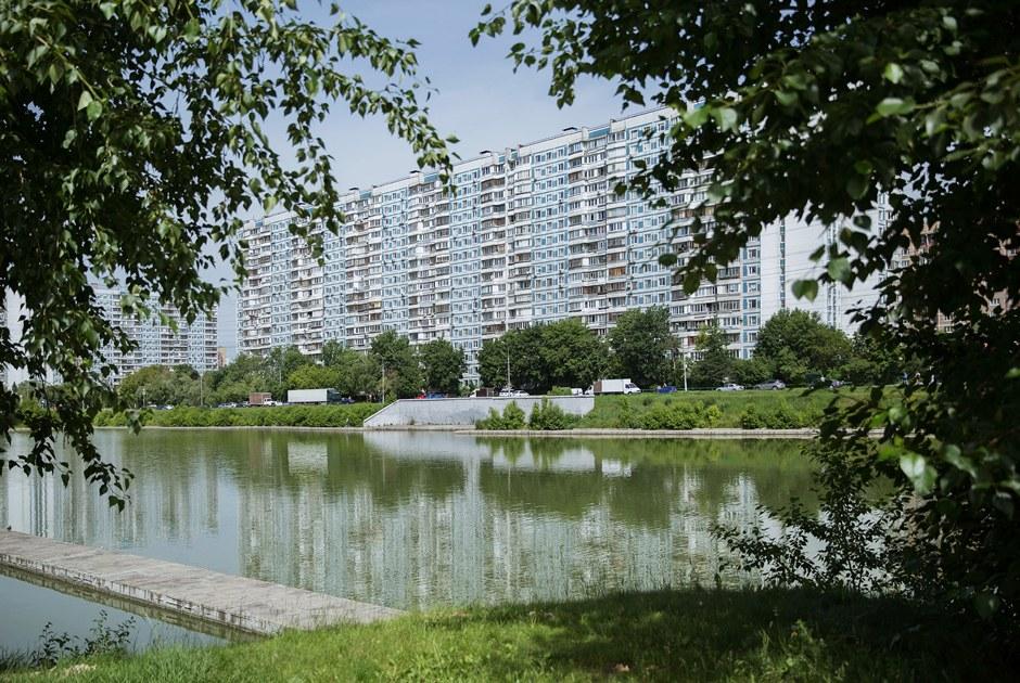 Пруд-челлендж: «Как яобъехала все пруды Москвы навелосипеде»
