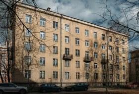 «Я живу впротохрущевке» (Петербург)