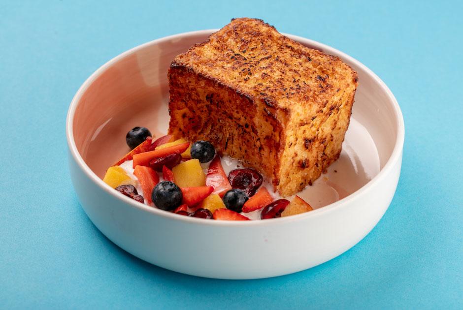 От арбузного салата дофранцузского тоста: 7сезонных рецептов сягодами