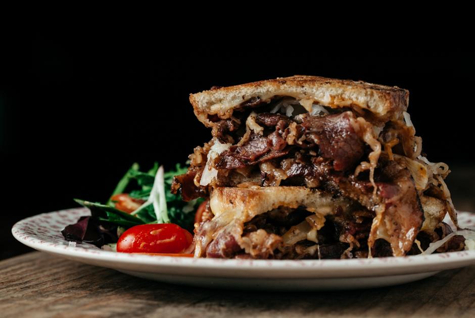 Где есть сэндвичи спастрами вМоскве