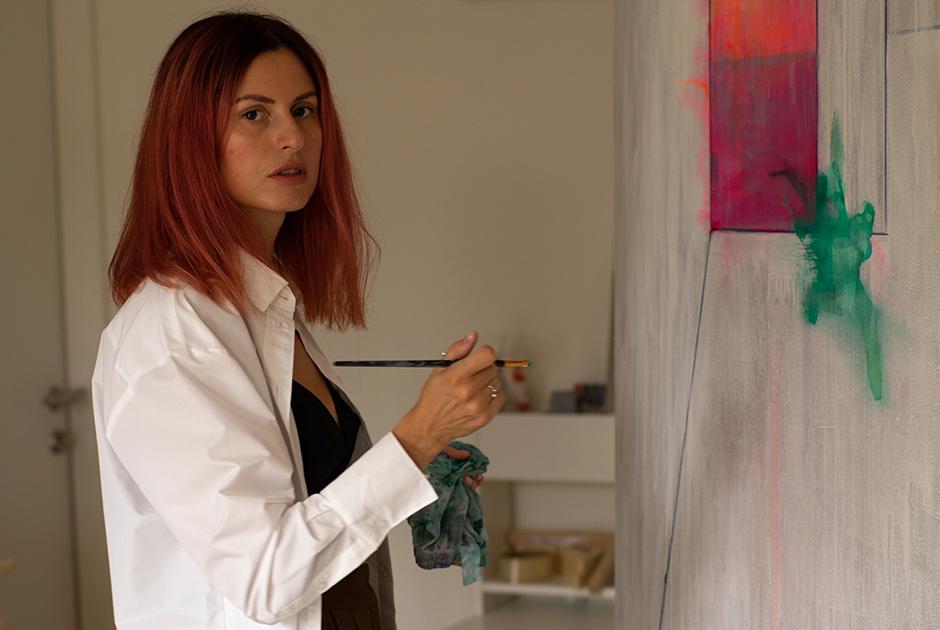 Катя Царева — о выставке «Мои комнаты» в галерее FUTURO
