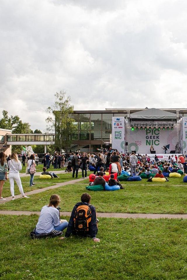 Фестиваль науки итехнологий Geek Picnic пройдет на теплоходе