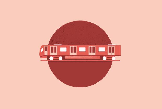 Почему при падении на рельсы вметро нужно ложиться головой кпоезду?