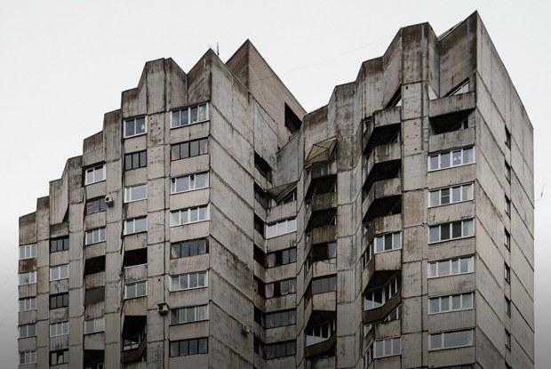Я живу в доме «на курьих ножках» на«Приморской» (Петербург)