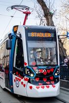 Маршруты трамваев вцентре инаюге Москвы временно изменили