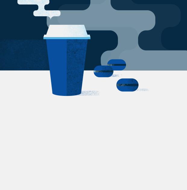 Правда ли, что кофе раф придумали вМоскве?