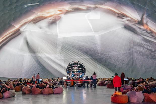 Как устроен самый большой планетарий в мире