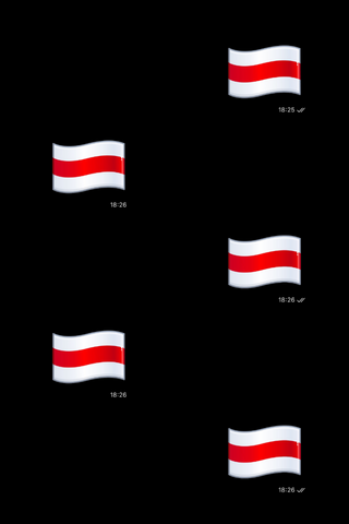 Telegram начал менять флаг Беларуси нафлаг белорусской оппозиции