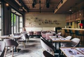 Третий Buba by Sumosan, ресторан от создателей Crabs are Coming иперезапуск Pie Point
