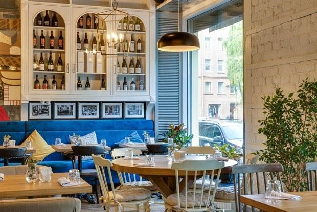 18 новых кафе, баров иресторанов сентября