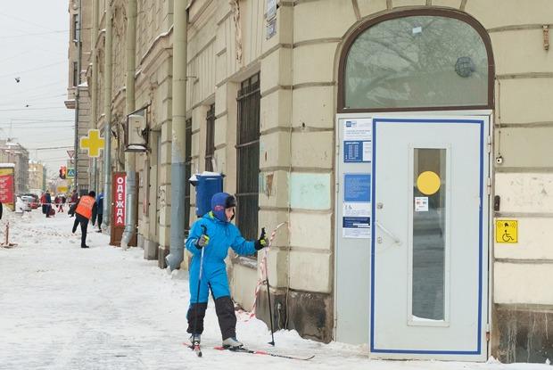 Петербург 2019-го: Снежный коллапс, выборы и Фрунзенский радиус