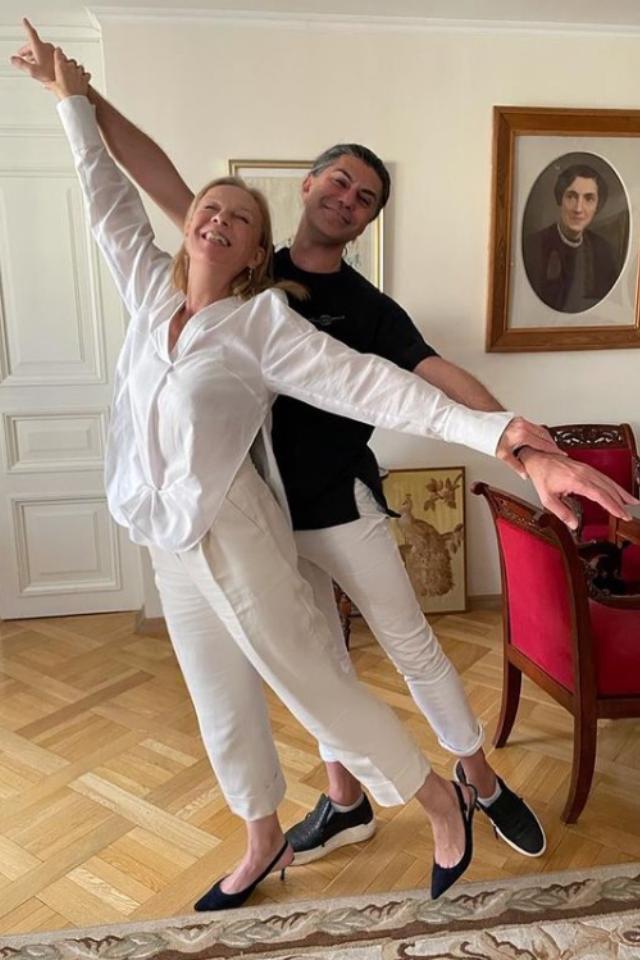 ВНовой Третьяковке пройдет балетный паблик-ток сАленой Долецкой иНиколаем Цискаридзе