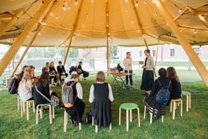 Чем заняться на книжном фестивале «Ревизия» на Новой Голландии