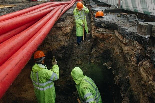 Как ремонтируют улицы вМоскве