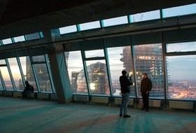 Смотровая площадка в«Москва-Сити»