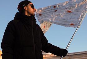 Как уличные художники переживают эпидемию иизображают ее в своих работах