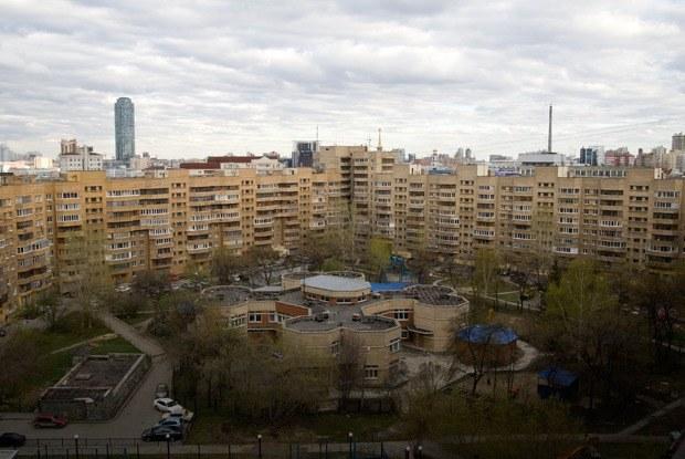 «Я живу в квартире архитектора, который построил дом и район»