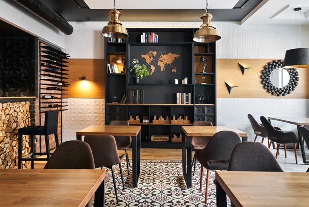 Мясной ресторан Tootsie, израильский бар Sababa и«МамаLыgа» наБелинского