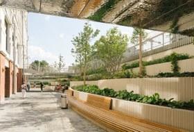 Как выглядят амфитеатр ипроменад Политехнического музея после реконструкции